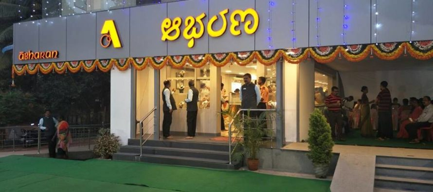 Abharan enhances retail penetration in south Karnataka