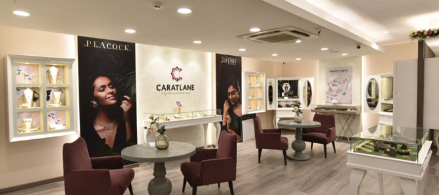 First CaratLane Signature Store in Delhi