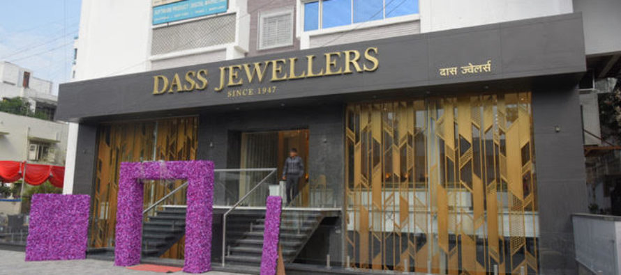 Dass Jewellers opens 7,000sqf renovated store in Nagpur
