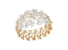 Gold Wt:  51.36 gms Diamond Ct: 8.35 cts