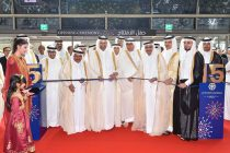Minister of Economy and Commerce Opens 15th Doha Jewellery and Watches Exhibition