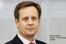 """Demand for Diamond Jewellery will grow 1-4% a year driven by the us, China and India."" Evgeny Agureev, Director – United Selling Organisation, ALROSA"