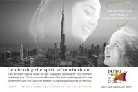 Dubai jewellery group launches campaign honouring mothers