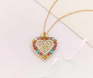 Malabar Gold & Diamonds unveils specially designed Mother's Day pendants