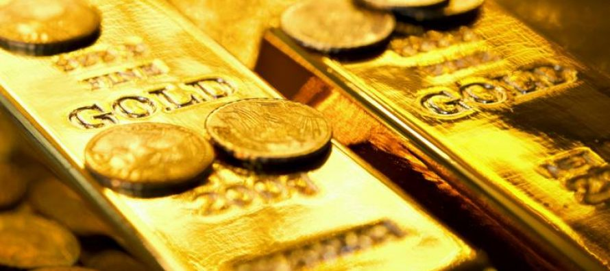 Gold price surges on Middle East, Russia tensions
