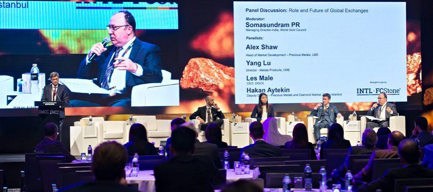 Dubai summit puts focus on precious metals sector