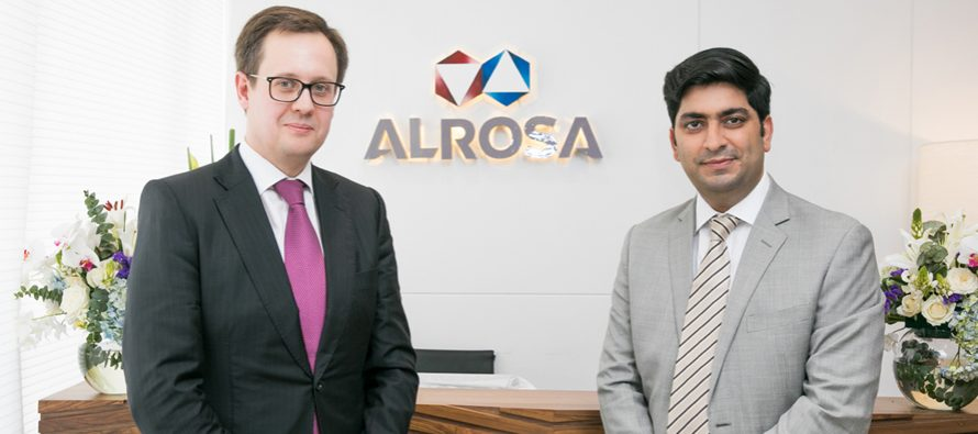 ALROSA, worlds' largest diamond miner looks to strengthen ties with Indian Diamond Manufacturers