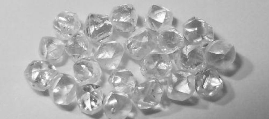 Rough diamond prices refuse to move up