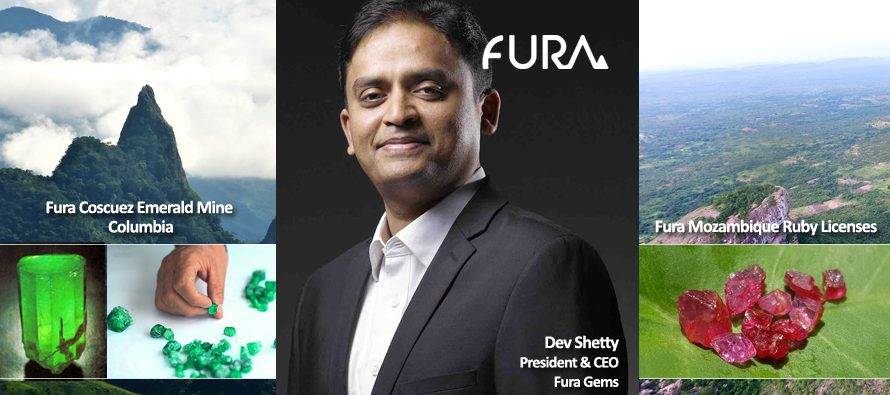 Fura Gems, the newest force-multiplier for the coloured gemstone industry, is hitting its targets across the globe — and looks set to boost business in India.