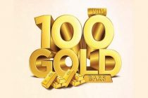 Chances to win 100 gold bars at Malabar Gold & Diamonds