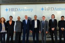 HRD Antwerp India – opening of office at Bharat Diamond Bourse