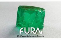 FURA Gems discovers an exceptional 25.97 carat Columbian Emerald