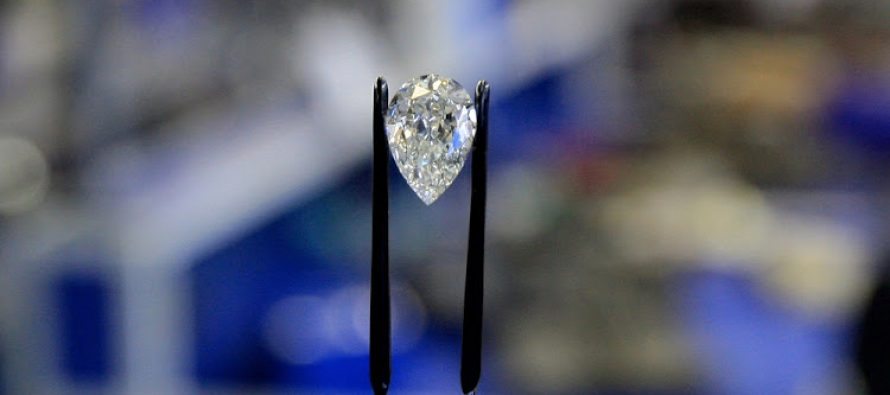 Top Russia diamond miner Alrosa raises its marketing spend