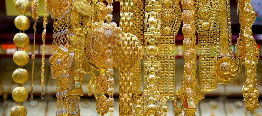 Image result for Gold shops in the UAE