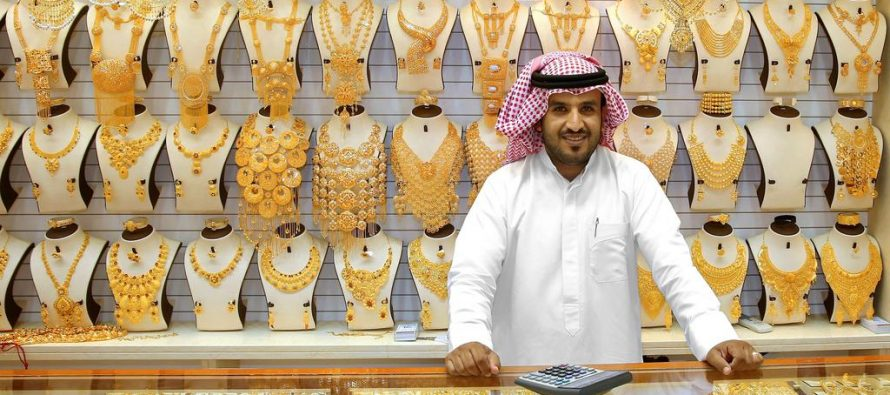 Gold Is No Longer Glittering for Arab Jewellers in Middle East