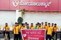 Joyalukkas opens new outlet in Nesto hypermarket, Mushrif, Ajman