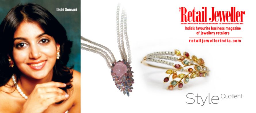 Dishi Somani: Designer jewellery for anyone, anywhere