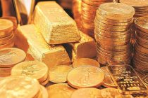 Commodity Watch: Current consolidation in gold good for future uptrend