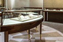 The new Mikimoto Boutique at the Dubai Mall