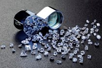 India: Diamond Export Plunge in January