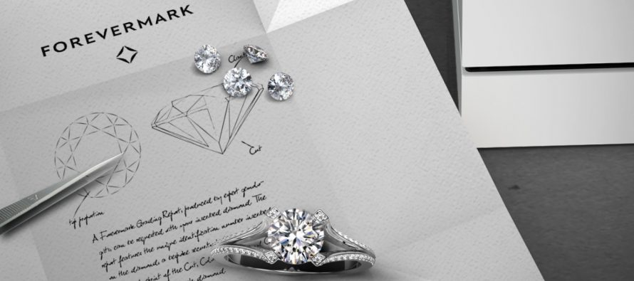 Forevermark diamonds sparkle at IIJS 2018