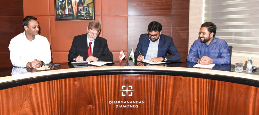 Dharmanandan Diamonds (DDPL) bags the world's brightest diamond®