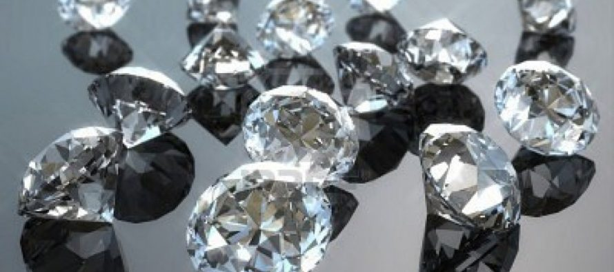 Scientist observes how synthetic diamonds grow from seeds