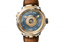 New Addition 2018: The Faberge` Visionaire DTZ Yellow Gold