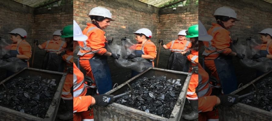 Colombian mothers challenge 'bad luck' taboos, take the lead emerald mining