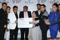 KhuranaJewellery House declared Punjab's first 100% IGI certified showroom