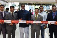Festivities mark launch of Kalyan Jewellers flagship showroom in Andheri, Mumbai