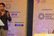Upscale, upgrade & forge partnerships, says Hon. Union Commerce & Industry Minister Shri Suresh Prabhu @ GJEPC's 2nd India Gold & Jewellery Summit