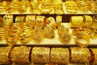 Gold Trades Near All-Time High on Escalating Cross-Border Tension