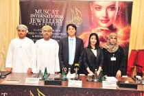 Muscat International Jewellery Exhibition to opens on Tuesday