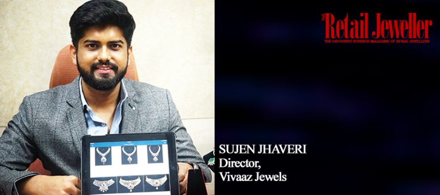A sparkling collection meets cutting-edge technology: Vivaaz Jewels