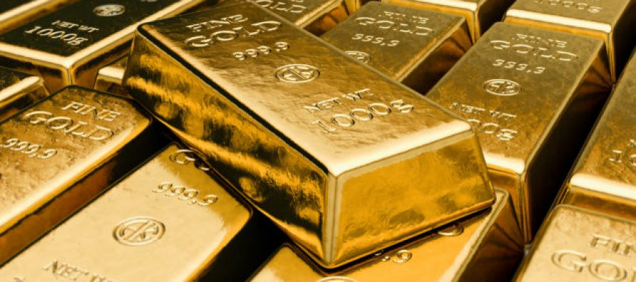 Gold prices hold above $1,300 on US rate pause hopes