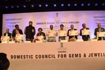 Suresh Prabhu Launches Gem & Jewellery Domestic Council in Mumbai