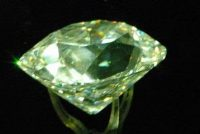 Jacob Diamond, One of World's Largest Diamonds on Display at National Museum, Hyderabad