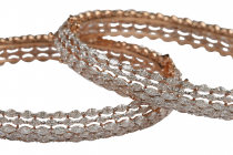 Delve into a spectacular collection of chains and bangles by PNG Jewellers