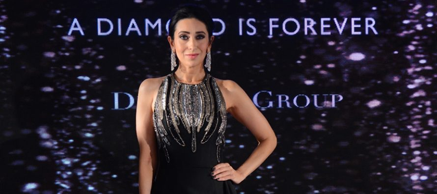 Karisma Kapoor Turns Showstopper for Forevermark Red Carpet 2019 Collections