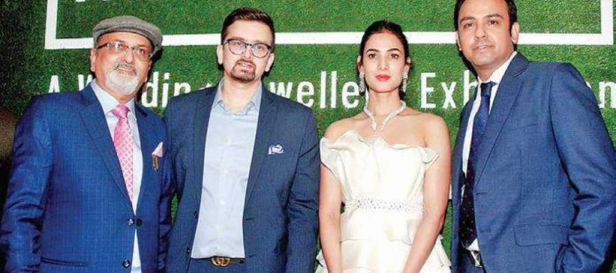 Jewellery Exhibition Inaugurated in Hyderabad