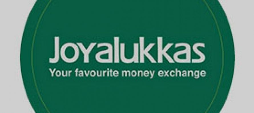 Joyalukkas Exchange is Now Open at Dubai Investment Park 2