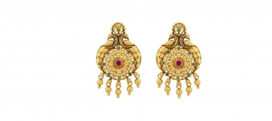 Reliance Jewels Launches Temple Jewellery Collection for