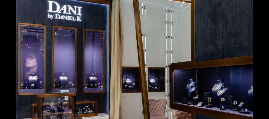 Innovative Jeweller DANI by Daniel K Opens Doors to Its  Third Concept Store In Dubai