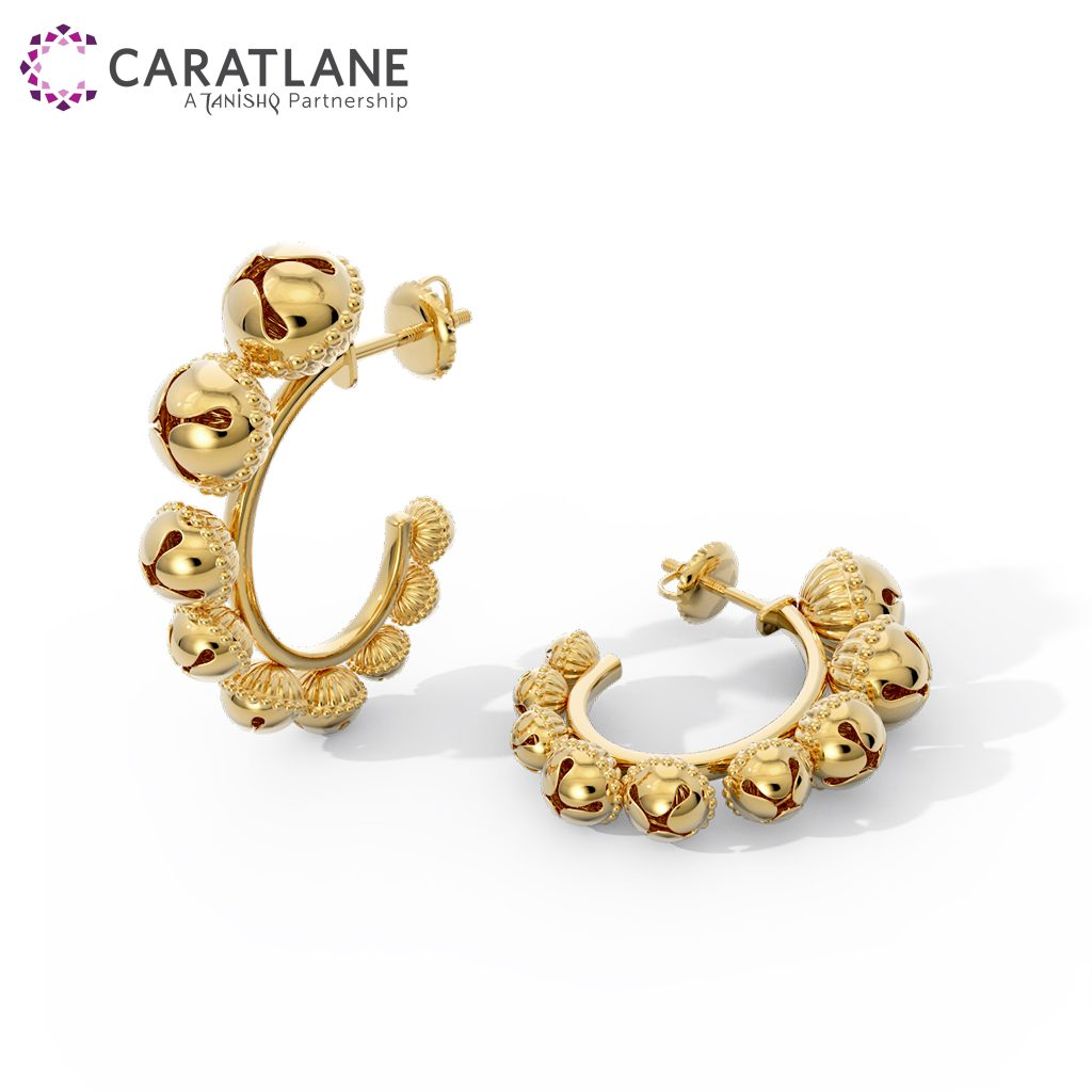 Jhanak The Melodic Jewellery From Caratlane That Enchants