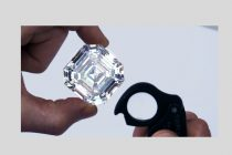 Jeweller Unveils World's Largest Square Emerald Cut Diamond