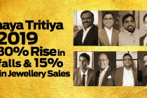 Akshaya Tritiya 2019 Sees 30% Rise in Footfalls & 15% Growth in Jewellery Sales