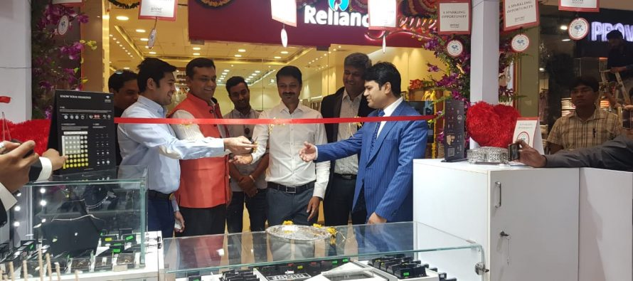 Divine Solitaires launches first exclusive brand outlet in Madhya Pradesh