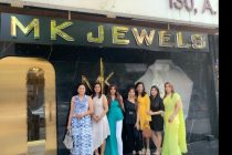 MK Jewels Gives Saree-Jewellery Combo Experience for a Complete Look