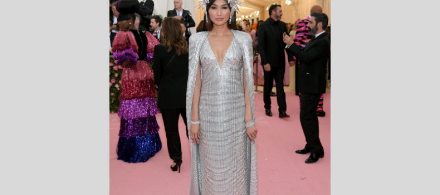 Kacey Musgraves & Gemma Chan Sparkle in Forevermark Diamonds at the 2019 Met Gala